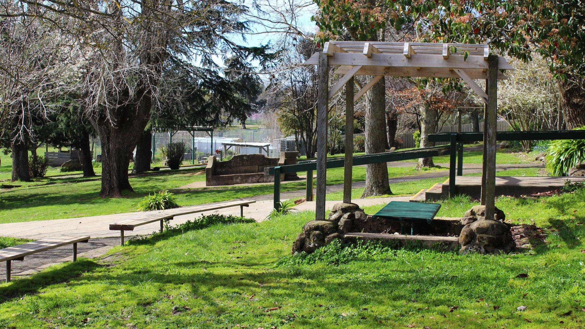 Kyneton High School - Memorial Garden