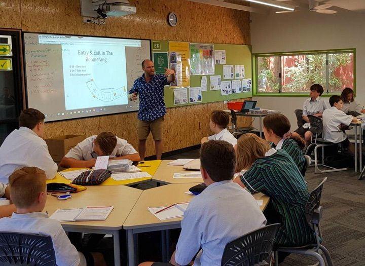 Kyneton High School provides a safe environment for the education of our students.