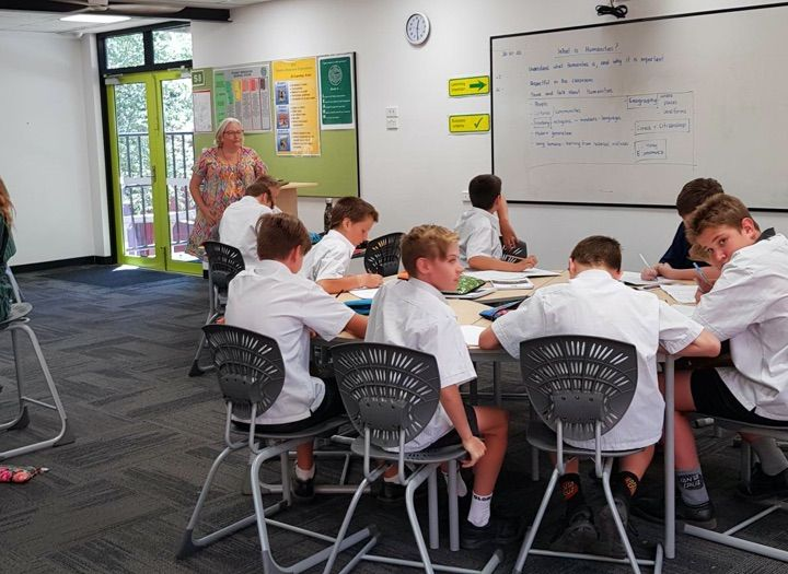 Kyneton High School - Teaching