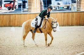 Sarah Sell and pony - Kyneton High School - Excellence in Teaching & Learning