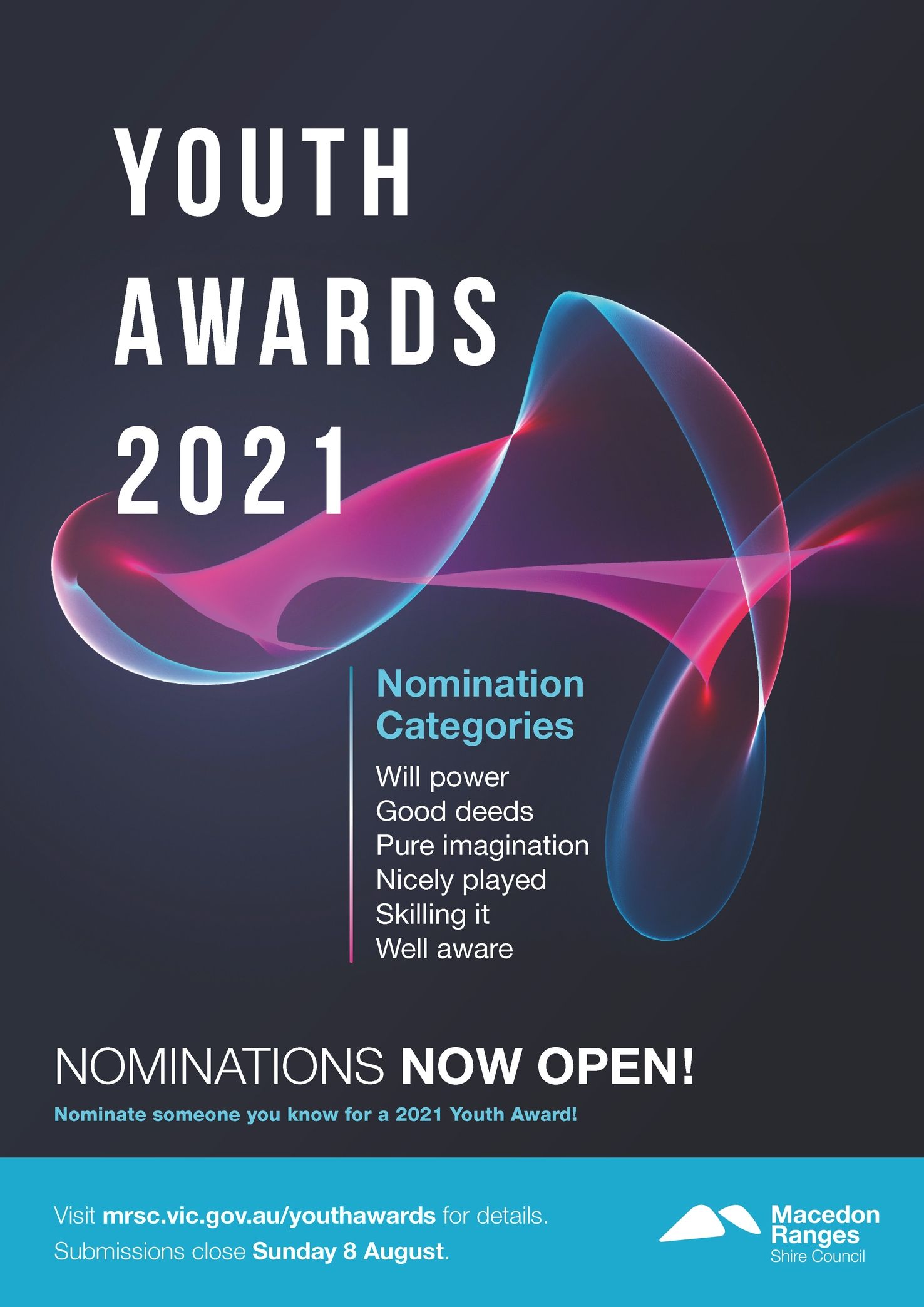 Youth awards Poster printA4 HighRes 1 - Kyneton High School - Excellence in Teaching & Learning