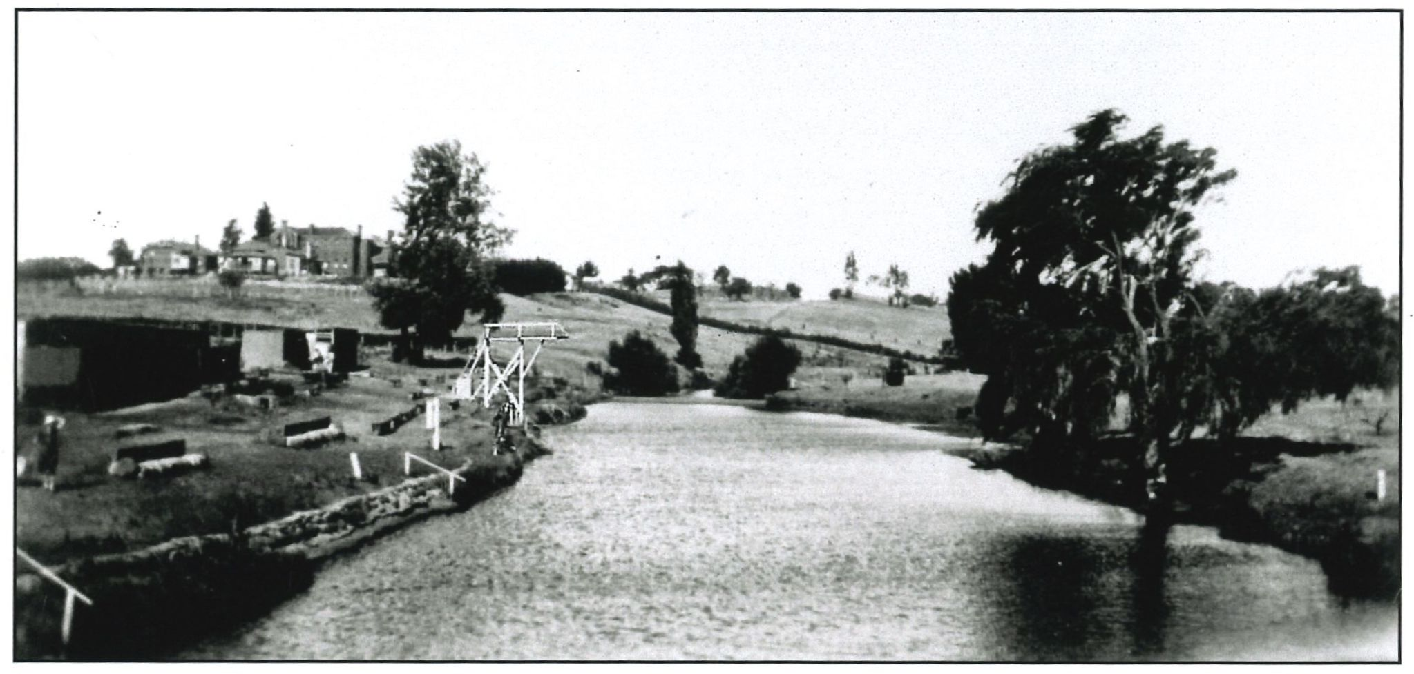 The Weir Pool
