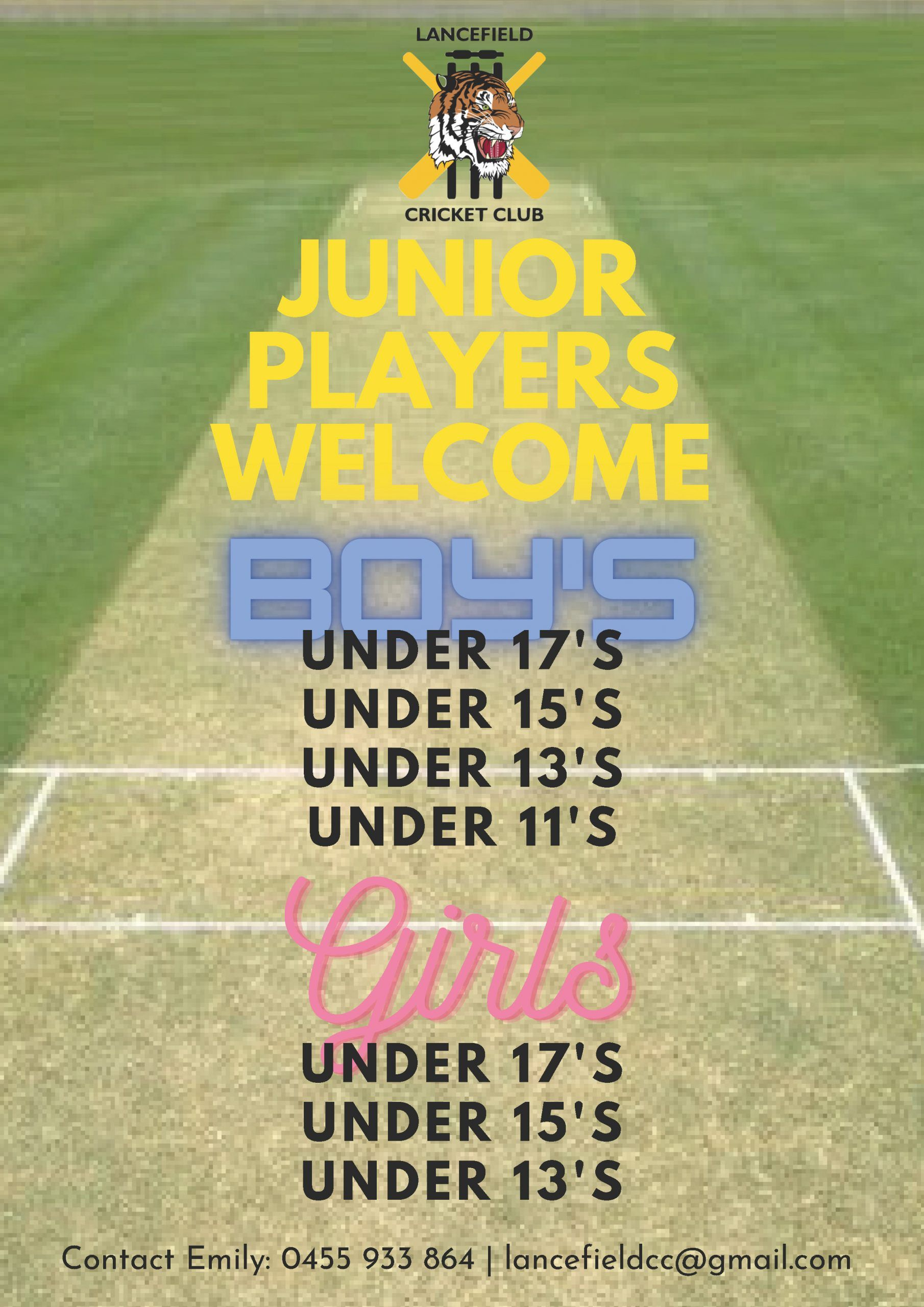 2021 Junior players LCC scaled - Kyneton High School - Excellence in Teaching & Learning